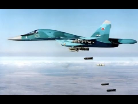 Russian Warplanes Bombed US Base in Syria