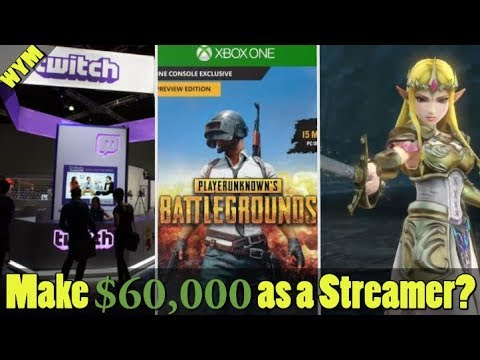 Link is ACTUALLY ZELDA, PUBG Officially Releasing, Twitch Offering 60 Grand to Streamers