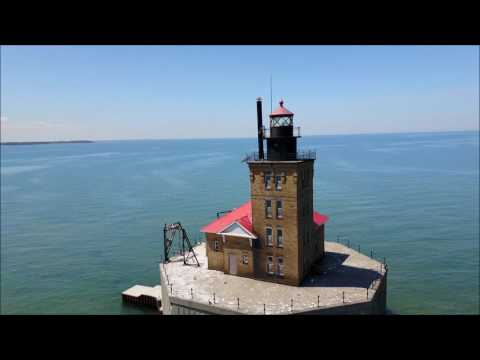 Reef Lighthouse Port Austin, MI