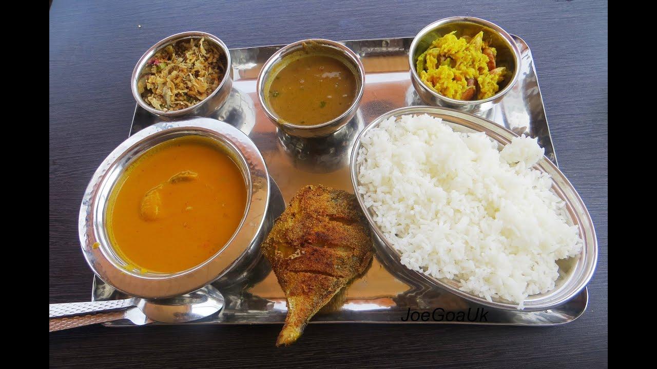 Tato Margao - Goan Fish Curry Rice - YouTube