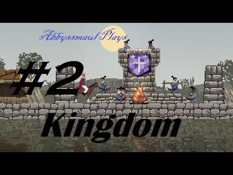 Let's play Kingdom Ep 2 (What's that statue all about)