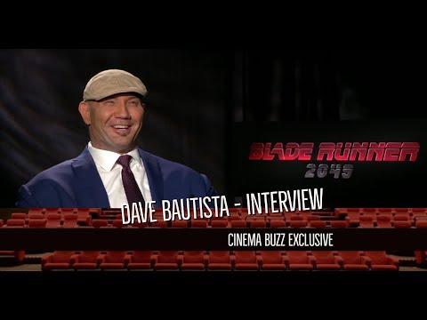 Dave Bautista  Blade Runner 2049