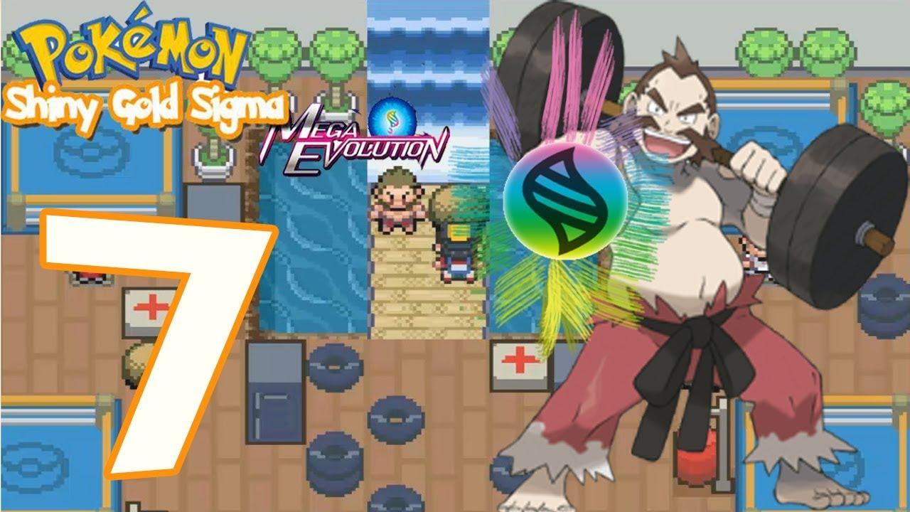 how to mega evolve in pokemon shiny gold sigma