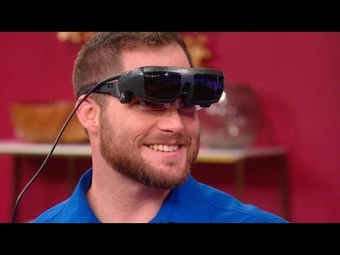 Watch a Visually Impaired Man See His Girlfriend for the First Time