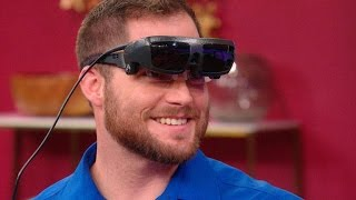 Watch a Visually Impaired Man See His Girlfriend for the First Time | Rachael Ray Show thumbnail