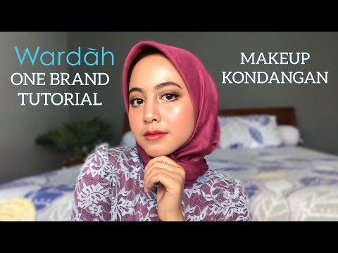 wardah-one-brand-makeup-tutorial-(makeup-kondangan)-✨