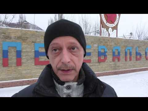 Documentary: The Dutchman who's been in Donbass all war