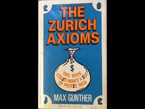 20 分鐘學懂《蘇黎世投機定理》 (The Zurich Axioms)