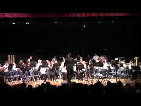Landstown Middle School Bands - Gold Band