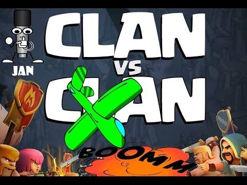 Clash of Clans #Jumper mitten im Clan Krieg#