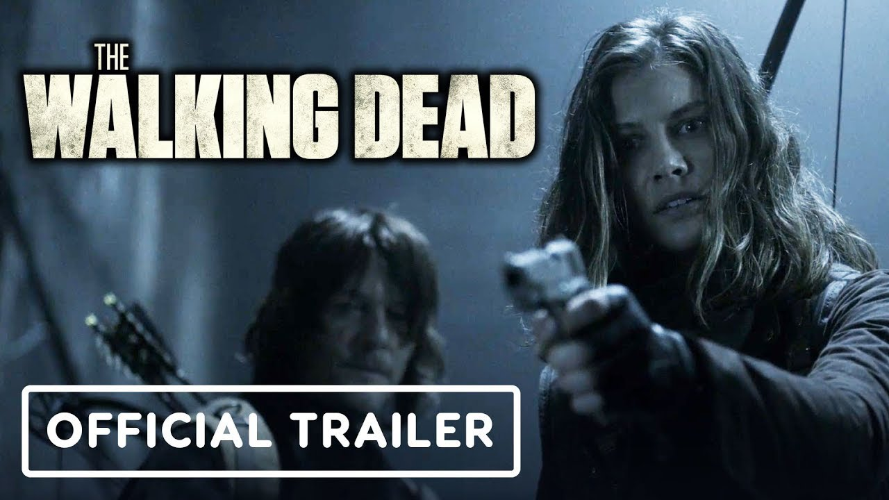 Download The Walking Dead Season 11 - Official Trailer (2021) Norman Reedus, Lauren Cohan