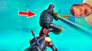 COD Mobile Funny Moments Ep.124 - Trolling Noobs In Alcatraz