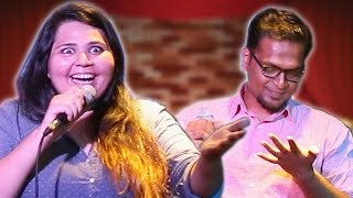 People Try Stand-Up Comedy For The First Time
