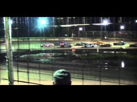 5.9.15---Peoria Speedway---Street Stock Feature