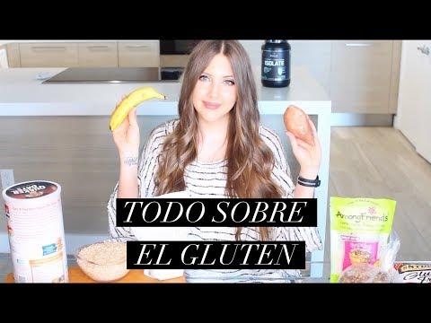 GLUTEN  DIETA GLUTEN FREE  EL GLUTEN ENGORDA?