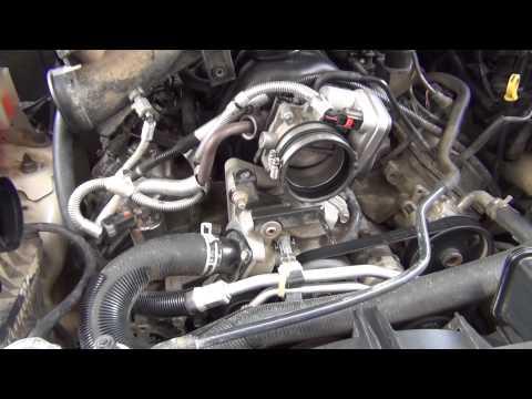 2005 Jeep Grand Cherokee ERG Valve & Thermostat Housing ...