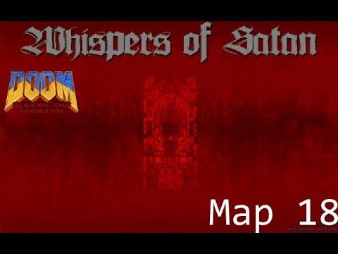 DooM RogueLike Arsenal - Whispers Of Satan - Map 18