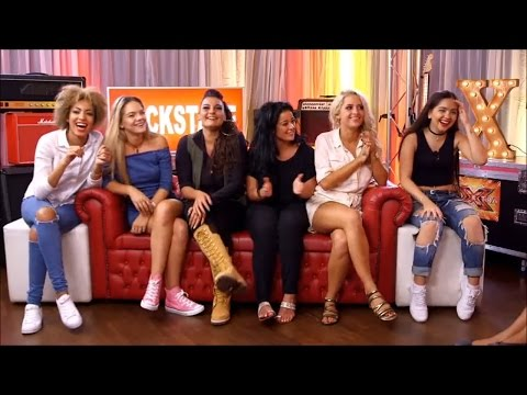 The Xtra Factor 2015 The Final 6 Girls Fun Facts Full Interview