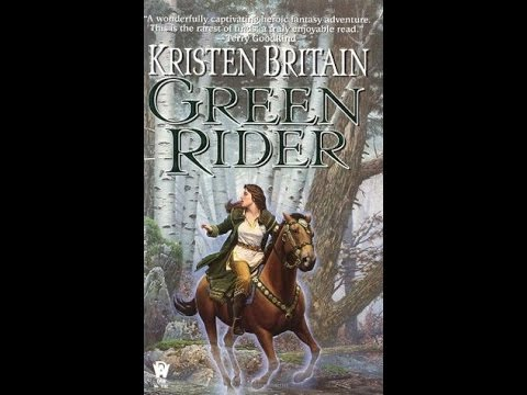 Book Review -  Green Rider by Kristen Britain