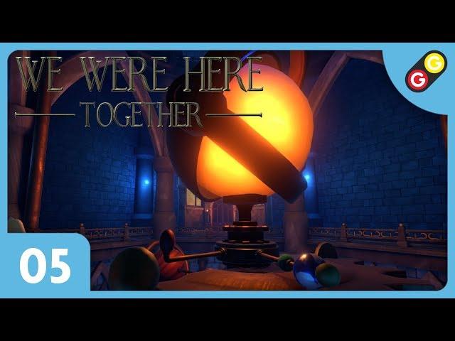 We Were Here Together #05 L'énigme des éléments ! [FR]