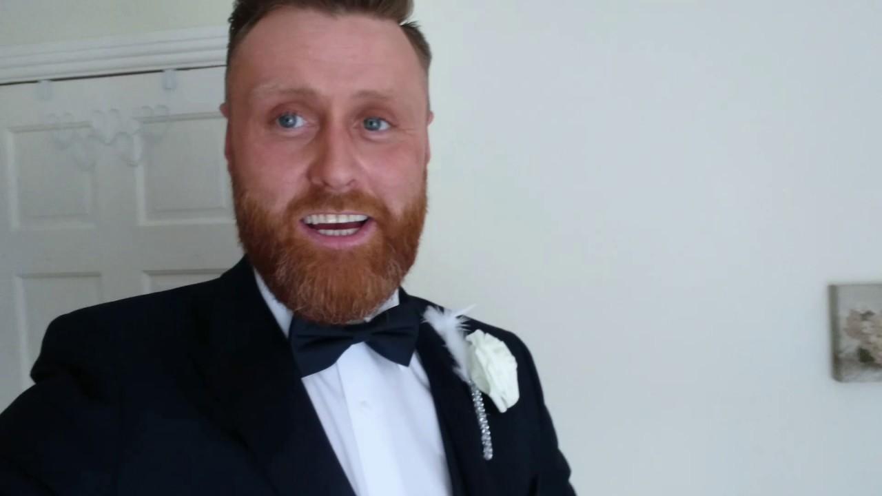 My Wedding Day / Morning. To my new husband - YouTube