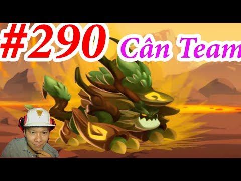 Rồng Huyền Thoại Thần Mộc Dragon City HNT chơi game Nông Trại Rồng vui HNT Channel New 290