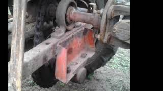 Самодельный трактор 2. ЗАЗ-ГАЗ-ВАЗ