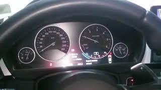 BMW F30 Bruit moteur 320D
