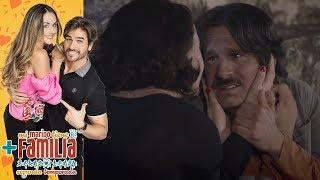¡Pancho revela su pasado con Rebeca! | Mi marido tiene más familia - Televisa
