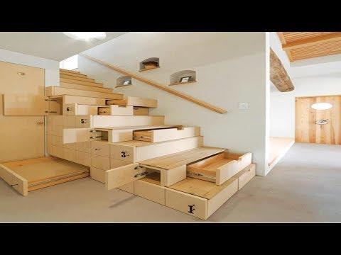 Des idées incroyables pour économiser de l'espace dans la maison