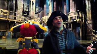 Digital #Ham4Ham 2/14/16 -- The Story Of Tonight w/Elmo!