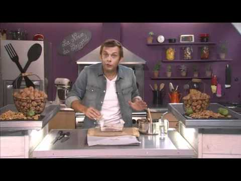 Recette barre de c r ales aux noix par laurent mariotte - Tf1 recettes cuisine laurent mariotte ...