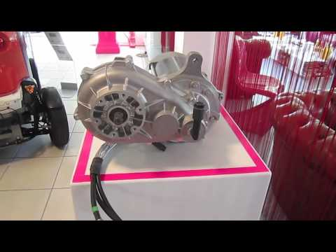 Renault Twizy Motor Moteur Renault Twizy Youtube