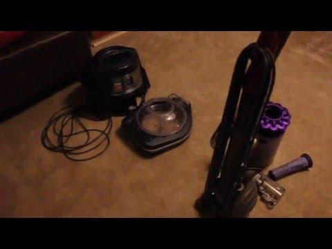 Roomba vs dyson vs rainbow