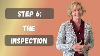 Step 6: Home Inspection