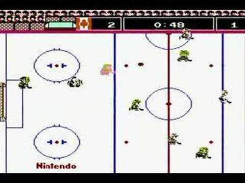 nes ice hockey