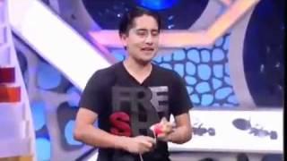Peonza Gerardo Montero En el Hormiguero