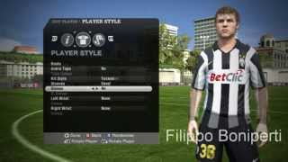 FIFA 11 ★ Juventus Players Faces ★ HD