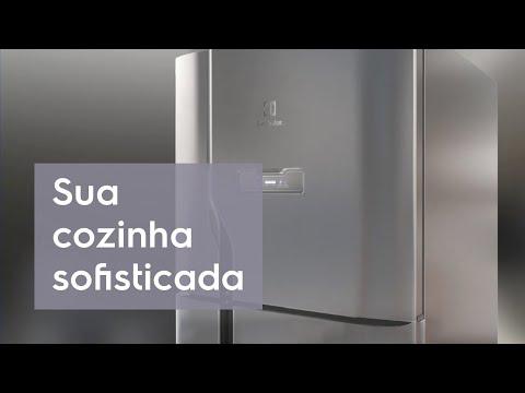 Ganhe flexibilidade com a geladeira DFX41