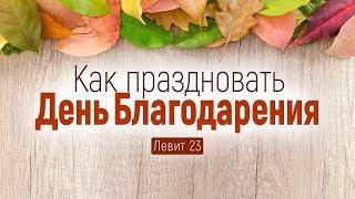 Как праздновать День Благодарения (Алексей Коломийцев)