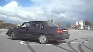 Тест драйв Volvo 960