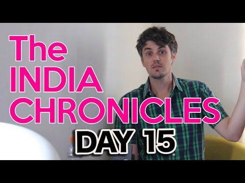 Delhi Belly - Traveller's Diarrhea in India