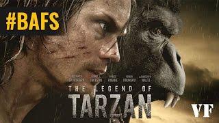 TARZAN avec Samuel L. Jackson - Bande Annonce VF - 2016