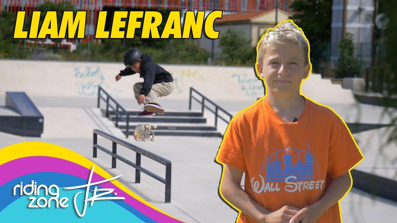 Il skate depuis ses 3 ans !