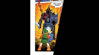 Legend of Zelda: Comic Dub 1