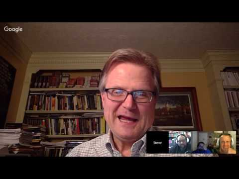 CFTP - Episode 42: Is Progressive Covenantalism Heresy, An interview with Dr. Steve Wellum