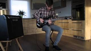 My guitar cover of Vivaldi´s Summer from Four seasons. Recompositio...