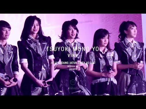 JKT48 Team KIII - Wahai Ksatria [Viny Oshicam] At Tadaima Renaichuu HS Fest (300618)