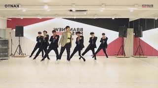 KANTO - Salty [DANCE PRACTICE + MIRRORED + SLOW 100%] thumbnail