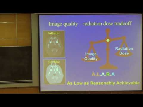 Online X-ray radiation dose optimization in repeat CT scanning